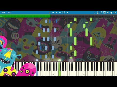 OMFG - Hello - Piano Cover / Tutorial (with Sheet Music)