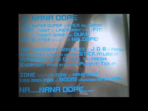 Monica Uranglass - Nana Dope