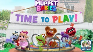 Muppet Babies: Time To Play! - Join in on the Hilarious Playroom Antics (Disney Games)