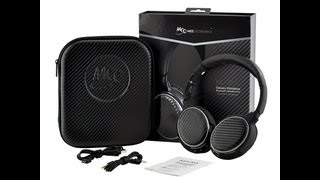 MEElectronics Air Fi Matrix AF62 Stereo Bluetooth Wireless Headphones