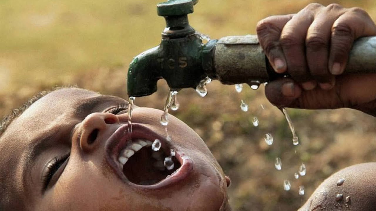 Poisonous and running out: Pakistan's water crisis - YouTube