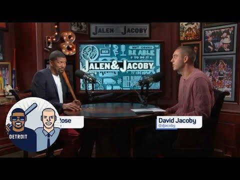 Jalen Rose explains Carmelo Anthony's aggressive Instagram post   Jalen & Jacoby   ESPN
