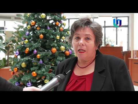 TeleU: Biblioteca UPT vă urează: Crăciun Fericit!
