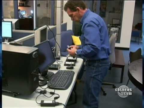 Copy Machines, a Security Risk?