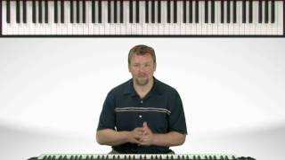 Counting Quarter Notes - Piano Theory Lessons