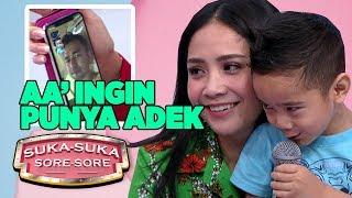 Rafathar Minta Adek Ke Papa Raffi Dan Mama Nagita Slavina - Suka Suka Sore Sore (7/3)