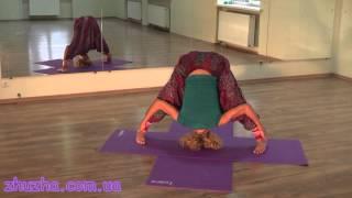 Занятие по йоге урок № 2 СТ RAKASSA