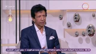 8 الصبح - الفنان يوسف منصور عن رياضة الكونغ فو