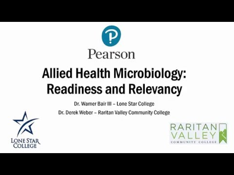 Allied Health Microbiology:  Readiness and Relevancy