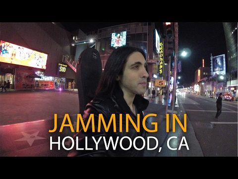 Download Youtube: Jamming with Friends at Lucky Strike Live in Hollywood CA - Gig Vlog