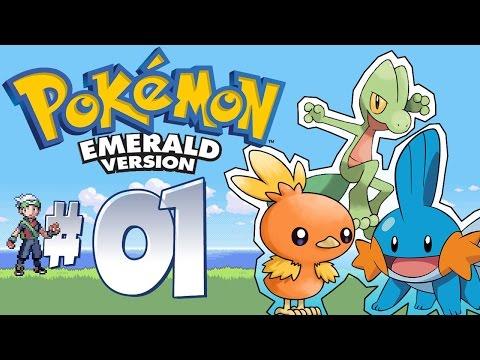 Pokemon Super Mega Emerald #01 - A Batalha Reinicia!