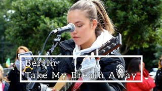 THIS WILL MAKE YOU CRY | Berlin - Take My Breath Away | Allie Sherlock cover