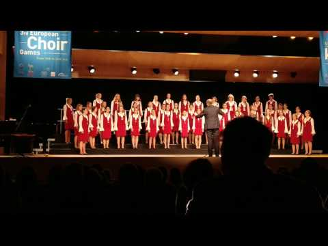 "Day 2, Category GP2 - Youth Choir ""Kantiléna Brno"" (Czech Republic) - Song 5"