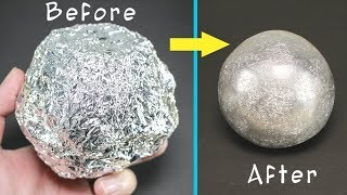 05 Awesome Life Hacks - Polished Japanese Foil Ball