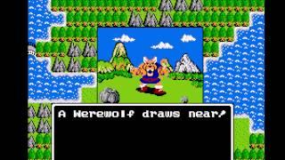 Dragon Warrior - Dragon Warrior (NES / Nintendo) - Vizzed.com GamePlay-Ending - User video