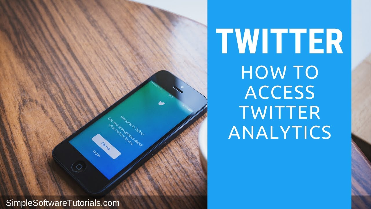 Tutorial: How to Access Twitter Analytics