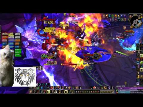 (7.1.5) 20170311(3) - Feral Druid DPS on Night Hold Heroic /