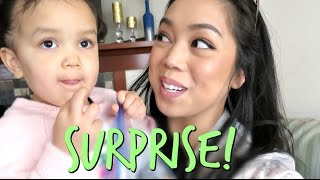 SURPRISING OUR LONG TIME VIEWERS! - April 02, 2017 -  ItsJudysLife Vlogs