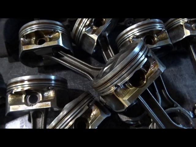 Фото к видео: NISSAN,INFINITI VK56 5.6L V8