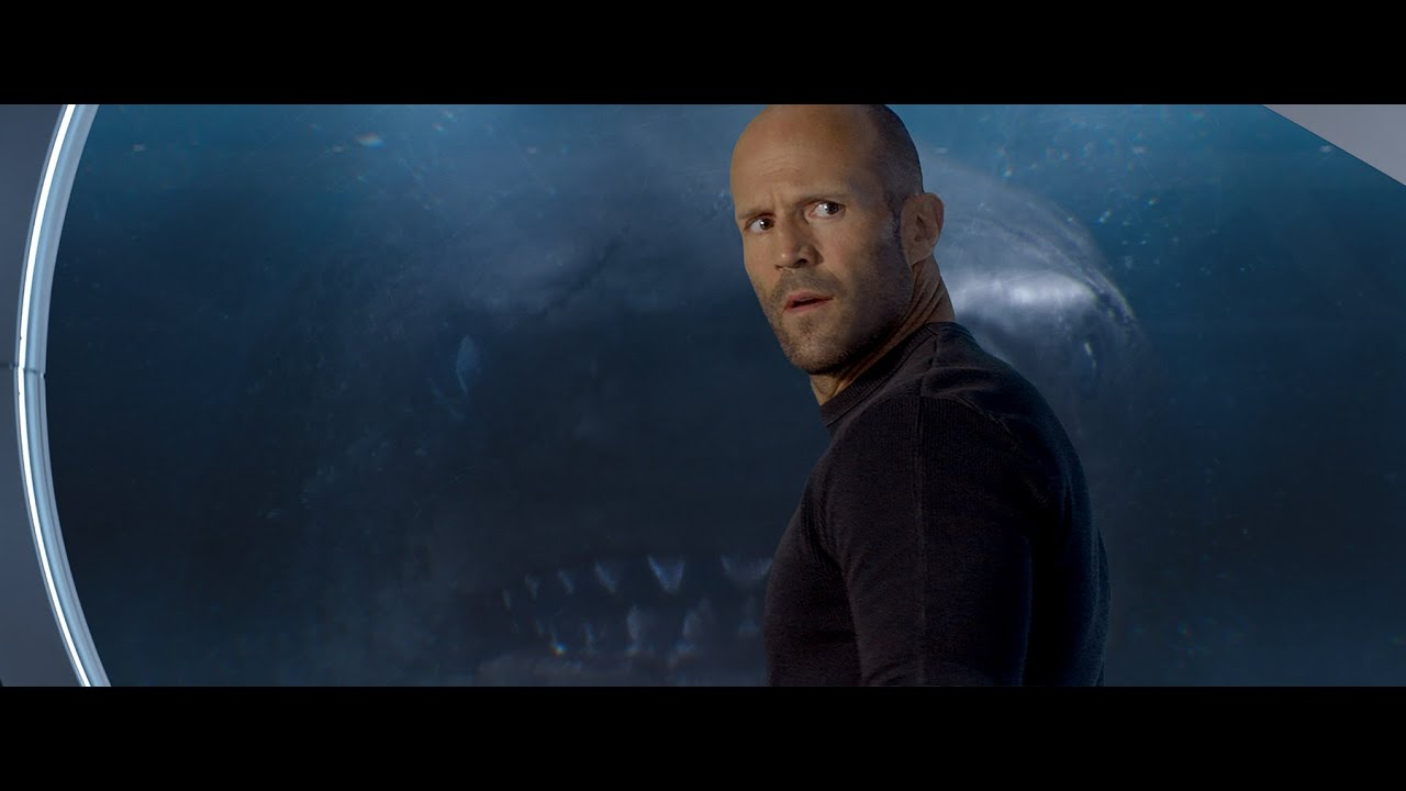 THE MEG - Officiell trailer #1 - HD SE
