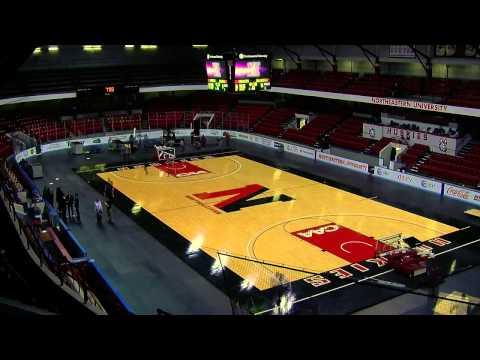 Matthews Arena Time Lapse Video - Nov. 19, 2011