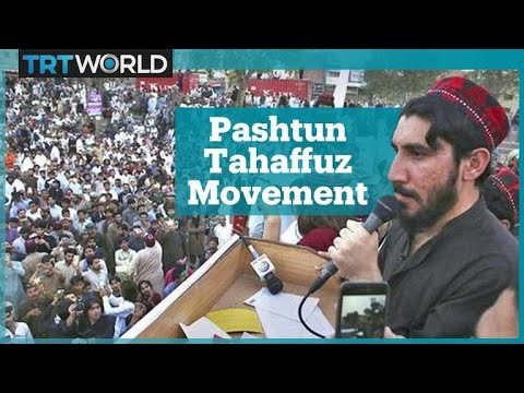 What is Pakistan's Pashtun Tahaffuz Movement?