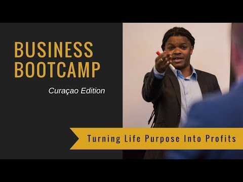 Business Bootcamp - Curacao Edition 2017