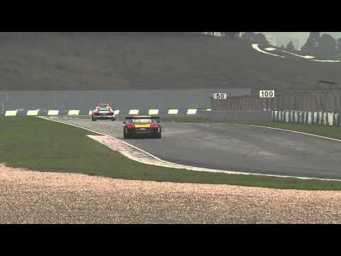 Audi R8 LMS Cup 2015 Round1