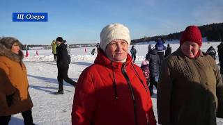 клёвое Щ Озеро 2018