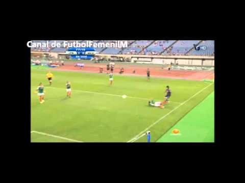 México Vs Japón 1-4 Mundial Femenil Sub-20