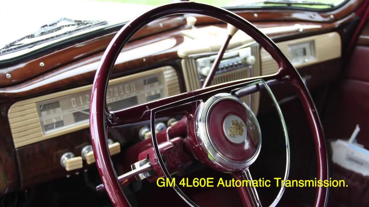 1941 Packard Restomod Coupe  Charvet Classic Cars   Charvet Classics 02:43  HD