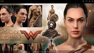 #ReleaseTheSnyderCut Justice League Statues