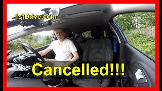 Paul's standards check diary 10 - My standards check has been cancelled!