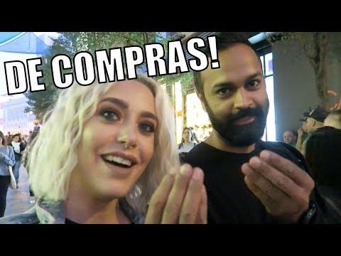 NUEVO IPHONE X + NOS VAMOS DE COMPRAS DEPORTIVAS | Vlog diario EsbattTV