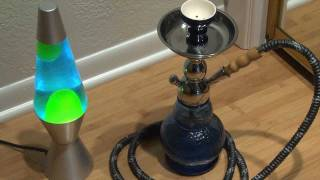 Funky Lava Lamp Hookah!