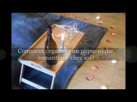 comment organiser un pique nique romantique chez vous youtube. Black Bedroom Furniture Sets. Home Design Ideas