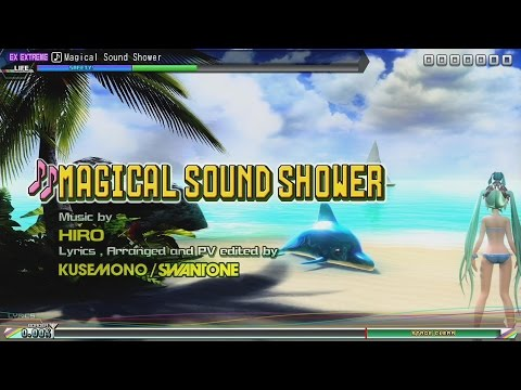 【ExEx】9★【初音ミク】Magical Sound Shower Extreme Perfect【 Project Diva Future Tone PS4 】