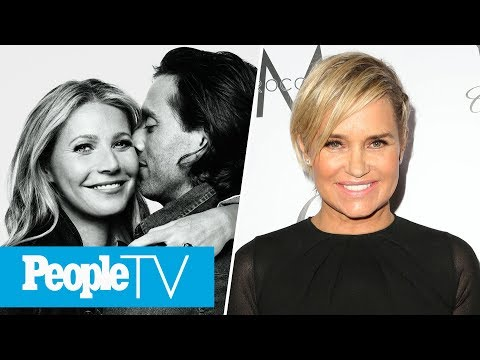 Gwyneth Paltrow's Engagement Details, Yolanda Hadid On Her Boyfriend Helping Her Heal | PeopleTV