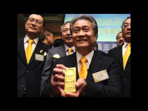 China Has The GOLD: Move Over Dollar, West, LBMA