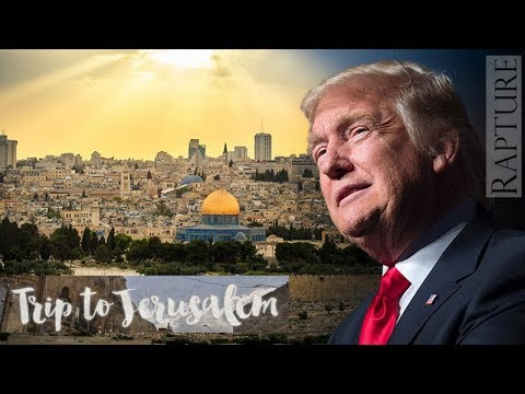 WAKE UP America!!! TRIP to JERUSALEM shows Trump supports oppression of Christians and Muslims