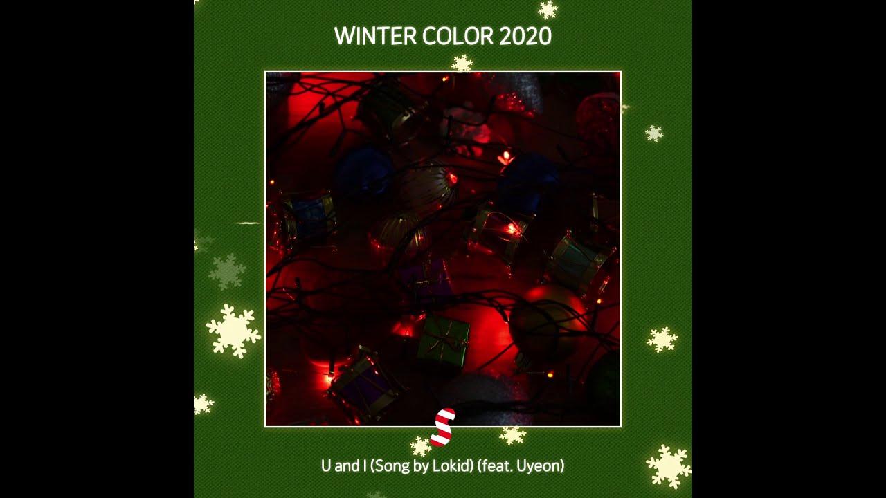 'WINTER COLOR 2020'  SOUND PALEETE 하라메_01