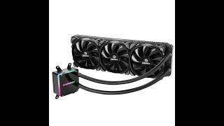 Installing Enermax Liqtech 360 TR4 II All-in-One Liquid CPU Cooler