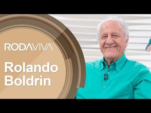 Roda Viva | Rolando Boldrin | 26/06/2017