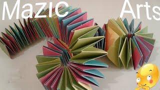 Video কাগজ দিয়ে নাইস আইডিয়া Best craft idea/Nice idea with art paper/DIY art and craft/Best out of paper download MP3, 3GP, MP4, WEBM, AVI, FLV Agustus 2018