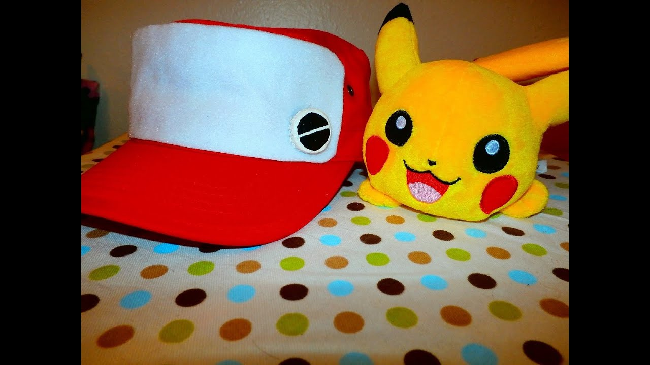 Pokemon Red Hat