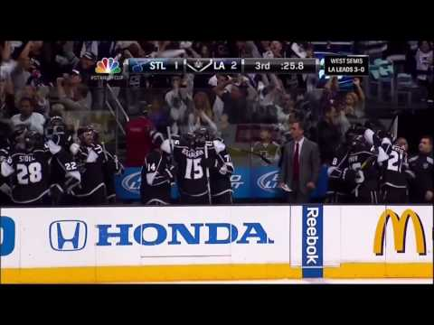 2012 Los Angeles Kings Playoff Goals