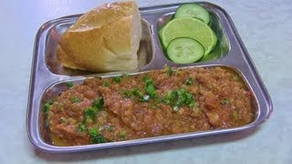 Pav bhaji - No onion garlic Pav Bhaji video recipe -  Vegan Recipe by Bhavna