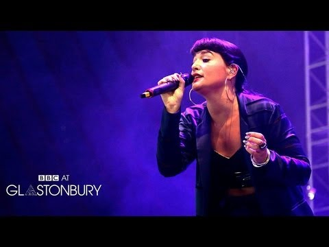 Jessie Ware - Live at Glastonbury (2013)