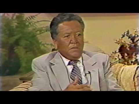 Romero interviews Pablo & Rosario Murillo in 1983.