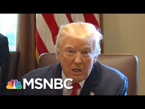 Donald Trump Takes Credit For Economic Growth | AM Joy | MSNBC